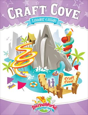IncrediWorld VBS: Crafts Guide
