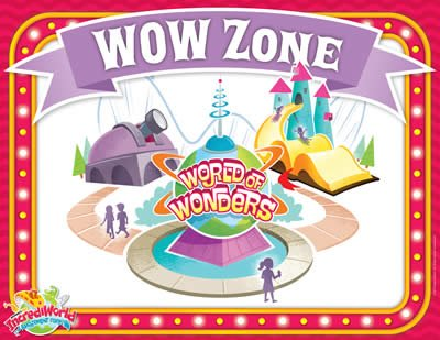IncrediWorld VBS: Rotation Signs - Bible Lesson