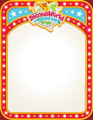 IncrediWorld VBS: Promotional Posters