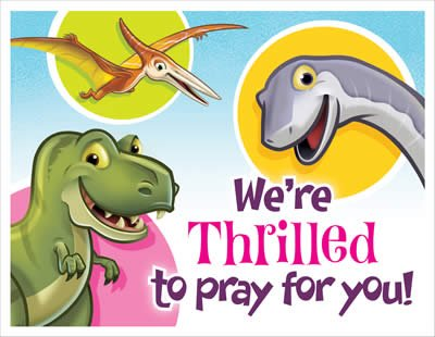 IncrediWorld VBS: Praying for You Postcards