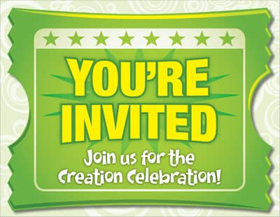 IncrediWorld VBS: Closing Program Invitation Postcards