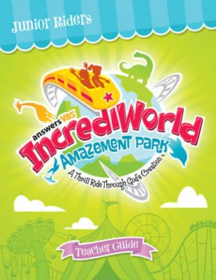 IncrediWorld VBS: Junior Teacher Guide