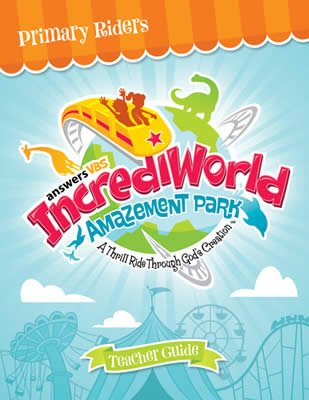 IncrediWorld VBS: Primary Teacher Guide