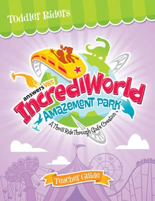 IncrediWorld VBS: Toddler Teacher Guide