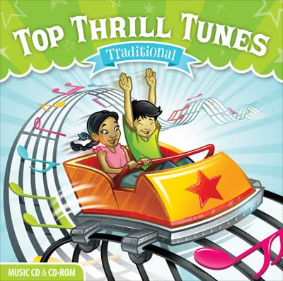 IncrediWorld VBS: Student CD: Traditional