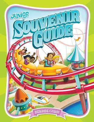 IncrediWorld VBS: Junior Guide: NKJV