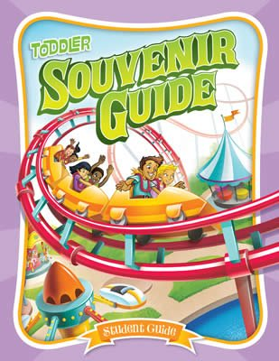 IncrediWorld VBS: Toddler Guide: KJV
