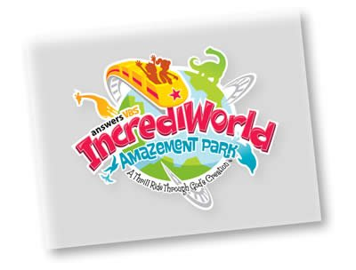 IncrediWorld VBS: Iron-on Transfer