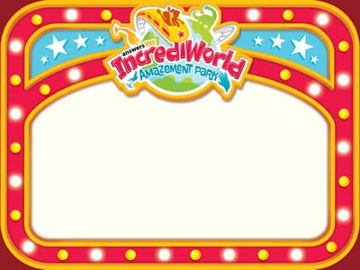 IncrediWorld VBS: Nametags