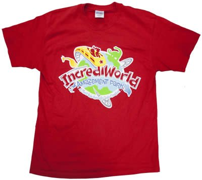 IncrediWorld VBS: T-Shirt: Adult XL