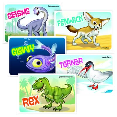 IncrediWorld VBS: Incredibles Collectible Cards