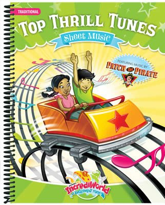IncrediWorld VBS: Sheet Music: Traditional