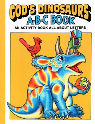 God's Dinosaurs ABC's