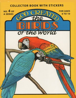 God Created Birds