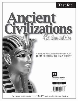 History Revealed: Ancient Civilizations & the Bible - Test Kit