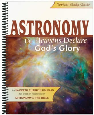 Astronomy Topical Study Guide