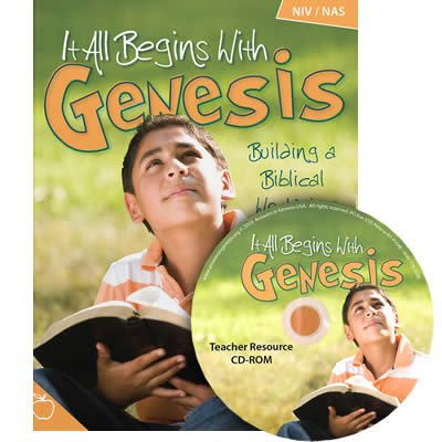 It All Begins with Genesis Teacher Resources: NIV & NAS