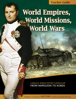 History Revealed: World Empires, World Missions, World Wars - Teacher Guide