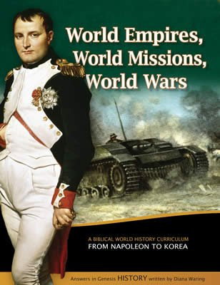 History Revealed: World Empires, World Missions, World Wars - Student Manual
