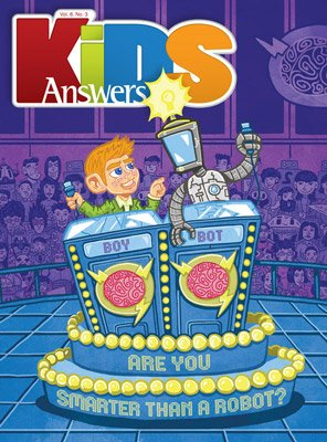 Kids Answers Mini-magazine - Vol. 8 No. 3