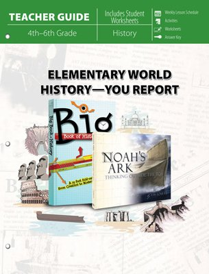PLP: Elementary World History - You Report!