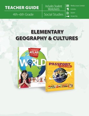 PLP: Elementary Geography & Cultures