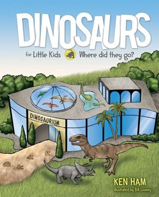 Dinosaurs for Little Kids: Where Did They Go?