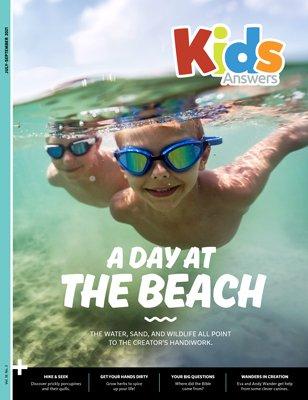 Kids Answers magazine