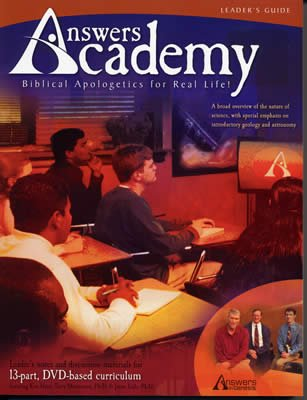 Answers Academy: Leader's Guide