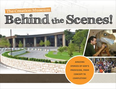 The Creation Museum: Behind the Scenes!