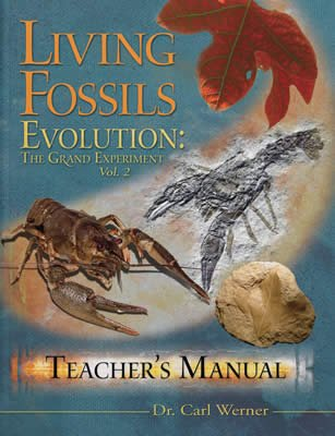Living Fossils Teacher's Manual