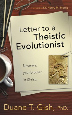 Letter to a Theistic Evolutionist