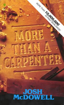 More Than a Carpenter: 6-pack