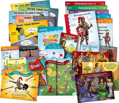 Kingdom Chronicles VBS: Toddler Teacher Resource Kit