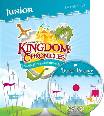 Kingdom Chronicles VBS: Junior Teacher Guide