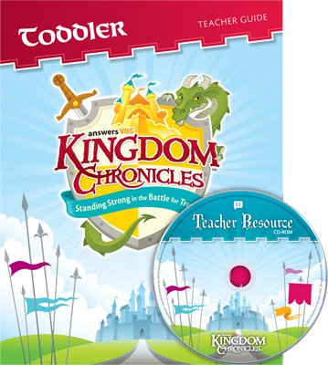 Kingdom Chronicles VBS: Toddler Teacher Guide