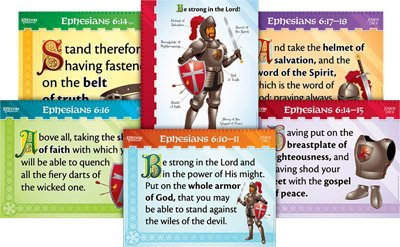 Kingdom Chronicles VBS: Junior Memory Verse Posters