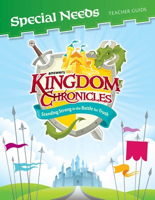 Kingdom Chronicles VBS: Special Needs Supplement