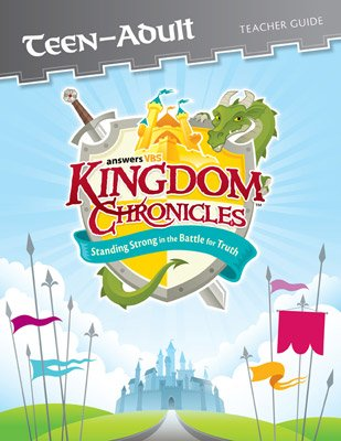 Kingdom Chronicles VBS: Teen/Adult Leader Guide