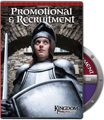 Kingdom Chronicles VBS: Promotional & Recruitment DVD