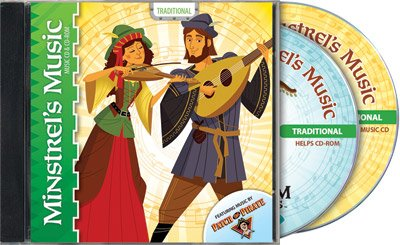 Kingdom Chronicles VBS: Music Leader Pack: Traditional