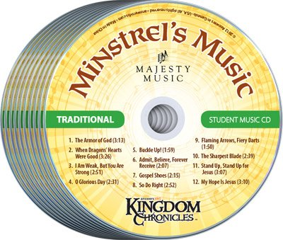 Kingdom Chronicles VBS: Student CD: Traditional