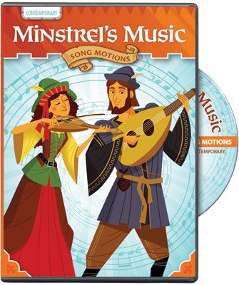 Kingdom Chronicles VBS: Song Motions DVD: Contemporary