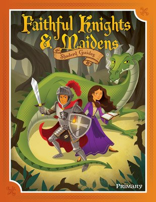 Kingdom Chronicles VBS: Primary Student Guide: NKJV