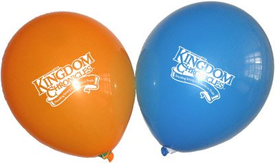 Kingdom Chronicles VBS: Balloons