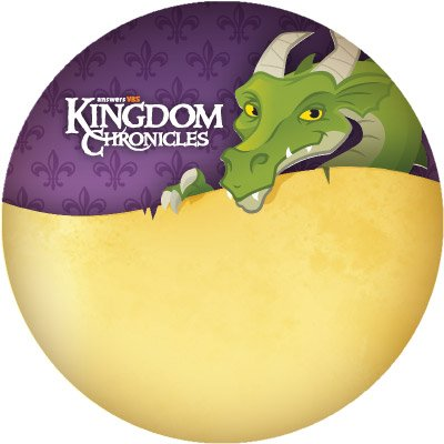 Kingdom Chronicles VBS: Name Buton