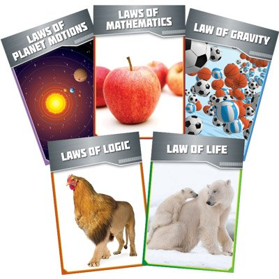 International Spy Academy VBS: Laws of God Science Cards
