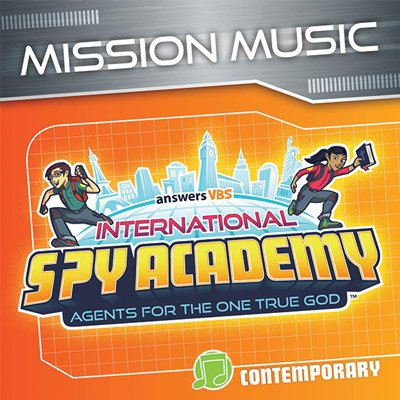 International Spy Academy VBS: Student CDs: Audio Download, Contemporary