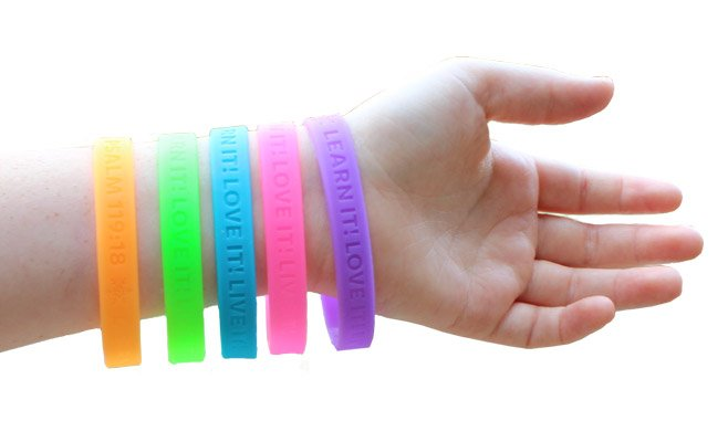 Operation Arctic VBS: Silicone Wristband