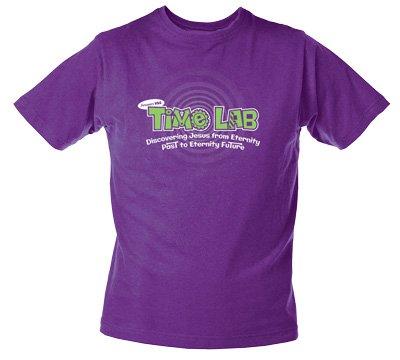 Time Lab VBS: Leader T-Shirt: Adult Medium